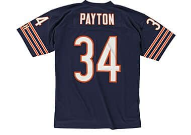 reputable site a2ea3 82abc Walter Payton 1985 Legacy Jersey Chicago Bears Mitchell ...
