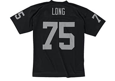 size 40 fcbb0 afd76 Los Angeles Raiders Throwback Apparel & Jerseys | Mitchell ...