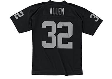 finest selection 7b6a8 d089b Marcus Allen 1985 Legacy Jersey Los Angeles Raiders Mitchell ...