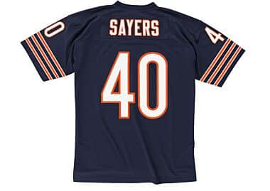 sports shoes e6547 07a29 Gale Sayers 1969 Legacy Jersey Chicago Bears Mitchell & Ness ...