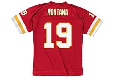 watch 626c8 0286c Joe Montana 1994 Legacy Jersey Kansas City Chiefs