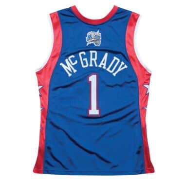 promo code a2884 a8f7b Tracy McGrady 2004 All Star East Authentic Jersey