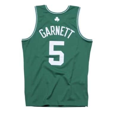 timeless design ee298 6f5b6 Kevin Garnett 2007-08 Boston Celtics Swingman Jersey ...