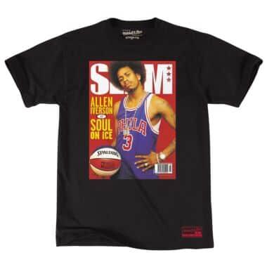 Slam Cover Tee Philadelphia 76ers Allen Iverson