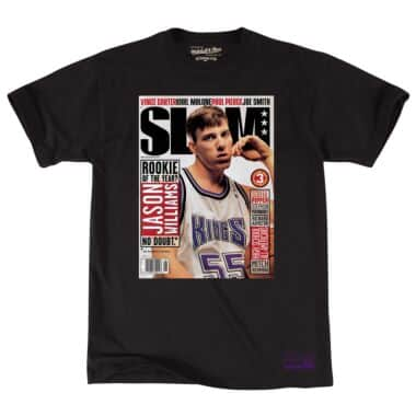 Slam Cover Tee Sacramento Kings Jason Williams