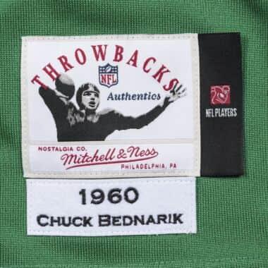 separation shoes 9dd0c 04b3c Chuck Bednarik 1960 Authentic Jersey Philadelphia Eagles