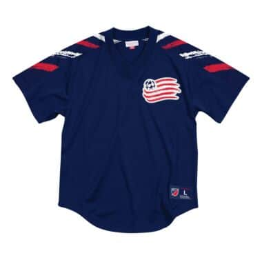 promo code 19b9c 6597f New England Revolution Throwback Sports Apparel & Jerseys ...