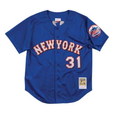 new products 863ae 5ba9c New York Mets Throwback Apparel & Jerseys | Mitchell & Ness ...