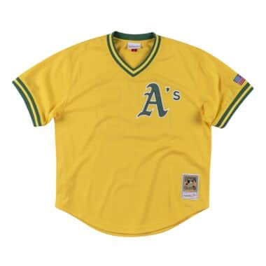 sneakers for cheap e50d4 a9bc2 Oakland Athletics Throwback Apparel & Jerseys | Mitchell ...