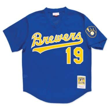 new style 0eafc 87710 Milwaukee Brewers Throwback Apparel & Jerseys | Mitchell ...