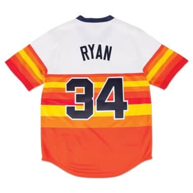 low priced bb2cd 714d6 Authentic Jersey Houston Astros Home 1980 Nolan Ryan