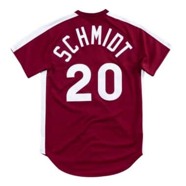 the best attitude f9dc5 2a5b5 Authentic Jersey Philadelphia Phillies Alternate 1979 Mike Schmidt