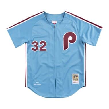 first rate 8776e b9e81 Philadelphia Phillies Throwback Apparel & Jerseys | Mitchell ...