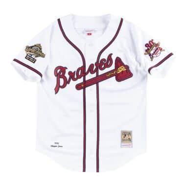 size 40 cba33 22d3e Jerseys - Atlanta Braves Throwback Sports Apparel & Jerseys ...
