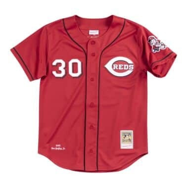 sale retailer 76887 62aec Cincinnati Reds Throwback Apparel & Jerseys | Mitchell ...