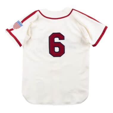 pretty nice 0578a 82287 Authentic Jersey St. Louis Cardinals Home 1944 Stan Musial