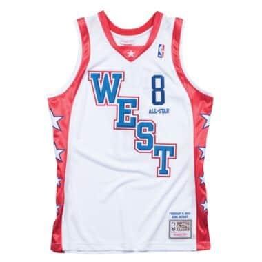 Nba All Star Game Throwback Apparel Jerseys Mitchell Ness Nostalgia Co