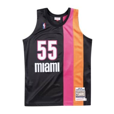 timeless design 58b6b 5e21d Miami Heat Throwback Apparel & Jerseys | Mitchell & Ness ...