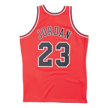competitive price 38f81 d206f Authentic Michael Jordan Jerseys Mitchell & Ness Nostalgia Co.