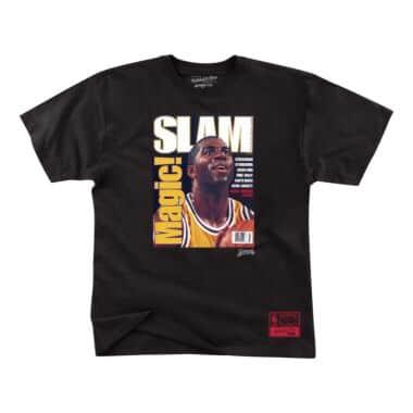 Slam Cover '96 Los Angeles Lakers Magic Johnson