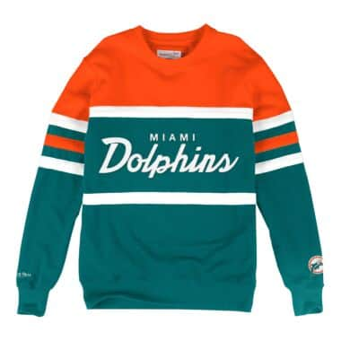 7ad80a085 Miami Dolphins Throwback Apparel & Jerseys | Mitchell & Ness ...