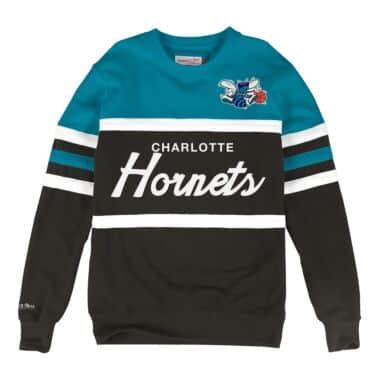 a4d9128d Charlotte Hornets Throwback Apparel & Jerseys | Mitchell & Ness ...