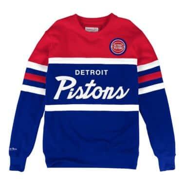 on sale 71518 34e87 Detroit Pistons Throwback Apparel & Jerseys | Mitchell ...