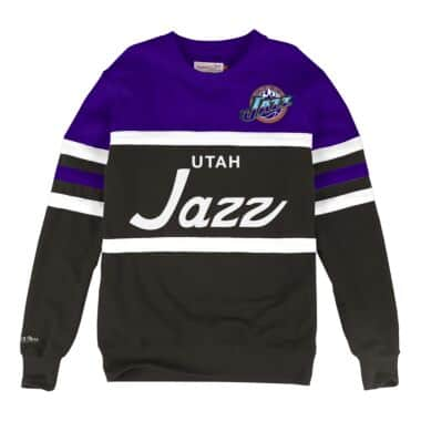 size 40 0f2a9 0531d Utah Jazz Apparel & Jerseys | Mitchell & Ness Nostalgia Co.