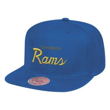 2767021e Los Angeles Rams Throwback Apparel & Jerseys | Mitchell & Ness ...