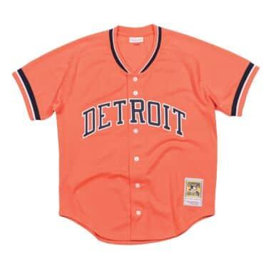 new product f6fe4 a993d Mesh BP Jerseys - Detroit Tigers Throwback Apparel & Jerseys ...