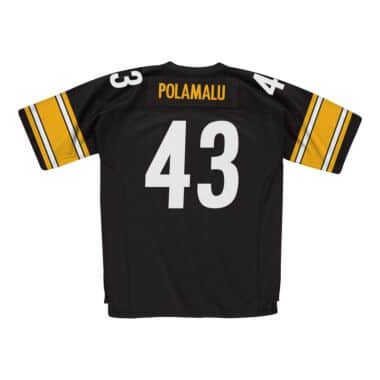 new concept a1983 ec153 Legacy Jersey Pittsburgh Steelers 2005 Troy Polamalu
