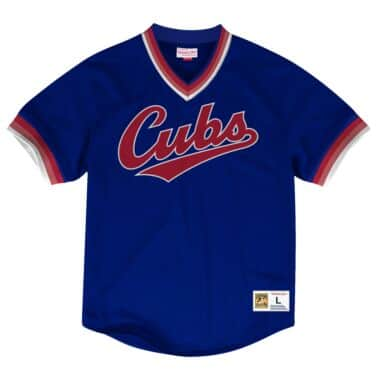 half off 7c8a1 be330 Chicago Cubs Throwback Apparel & Jerseys | Mitchell & Ness ...