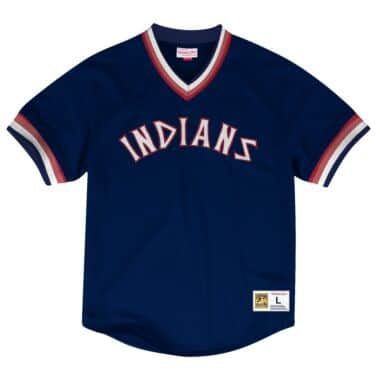 half off 3aae2 6ae3e Cleveland Indians Throwback Apparel & Jerseys | Mitchell ...