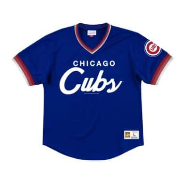 half off 792b5 66132 Chicago Cubs Throwback Apparel & Jerseys | Mitchell & Ness ...