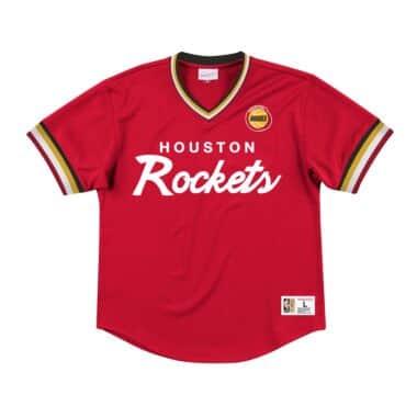 new styles 88605 d085b Houston Rockets Throwback Apparel & Jerseys | Mitchell ...