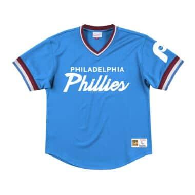 first rate 489df 7f74b Philadelphia Phillies Throwback Apparel & Jerseys | Mitchell ...