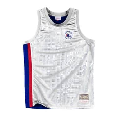 new products 30a08 3e3ac Philadelphia 76ers Throwback Apparel & Jerseys   Mitchell ...