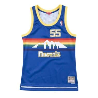 old nuggets jersey