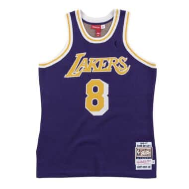 835b9eb9 Los Angeles Lakers Throwback Apparel & Jerseys | Mitchell & Ness ...