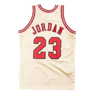 white and gold jordan jersey