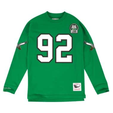new concept be476 32dcd Philadelphia Eagles Throwback Apparel & Jerseys | Mitchell ...