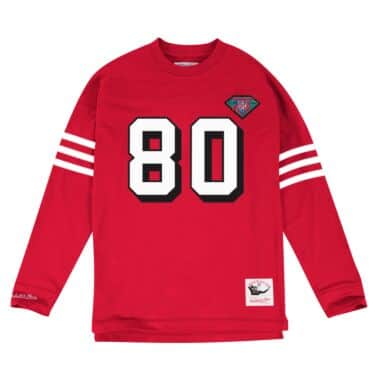 hot sale online f67c7 2840c San Francisco 49ers Throwback Apparel & Jerseys | Mitchell ...