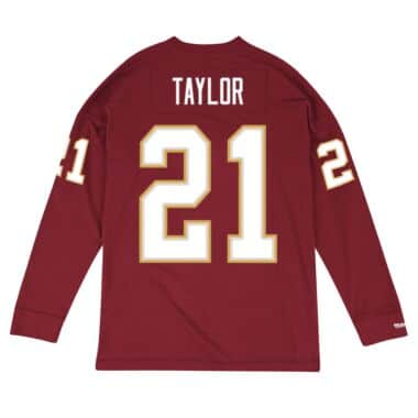 finest selection 0c007 b7b0c Washington Redskins Throwback Apparel & Jerseys | Mitchell ...