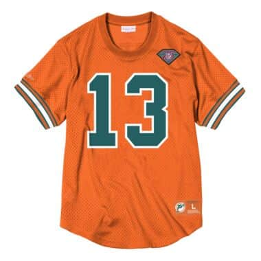 detailed look 478df 6541d Miami Dolphins Throwback Apparel & Jerseys | Mitchell & Ness ...