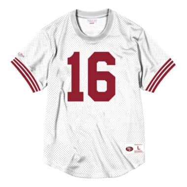 hot sale online eec79 f4841 San Francisco 49ers Throwback Apparel & Jerseys | Mitchell ...