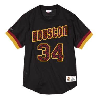 new styles 55f80 24cc4 Houston Rockets Throwback Apparel & Jerseys | Mitchell ...
