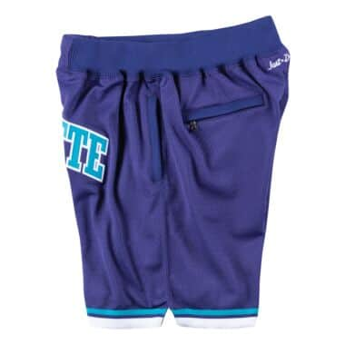 new style 7449e 6a147 Charlotte Hornets Throwback Apparel & Jerseys | Mitchell ...