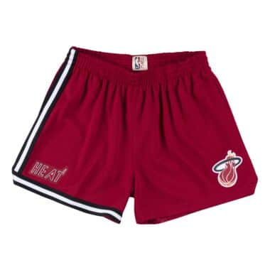 timeless design 4a9aa 4b66c Miami Heat Throwback Apparel & Jerseys | Mitchell & Ness ...