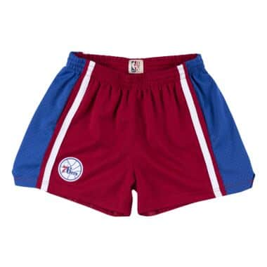 new products fd914 fcb1e Philadelphia 76ers Throwback Apparel & Jerseys | Mitchell ...