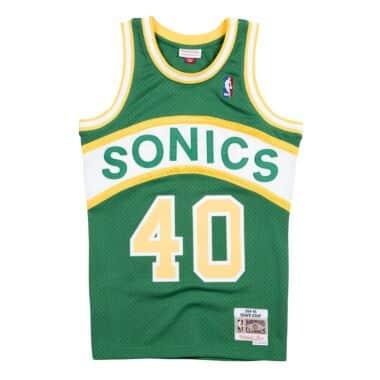 purchase cheap 3255e 5de50 Seattle SuperSonics Apparel & Jerseys | Mitchell & Ness ...